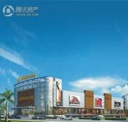 大嘉汇国际酒店用品市场实景图