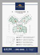 岳阳恒大・南湖半岛4室2厅0卫0平方米户型图