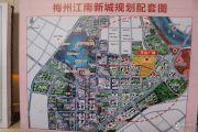 梅州万达广场配套图