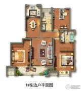 光明檀府3室2厅2卫112平方米户型图