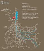 丽江花马溪谷II交通图