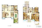 苏宁天御广场5室4厅3卫317平方米户型图