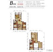 达多大都汇5室2厅3卫183平方米户型图