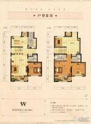 乾源・香漫花都3室3厅3卫184--186平方米户型图