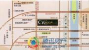 东景cross尚公馆交通图