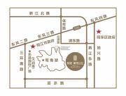 恒隆・御景山庄交通图