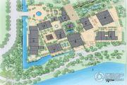 万科・湖心岛规划图