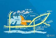 碧桂园・山湖湾交通图