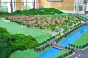 欧浦花城实景图