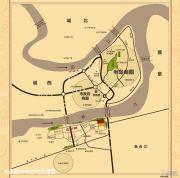 东晟蓝滨城交通图