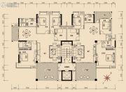 棉湖新城4室2厅2卫177--186平方米户型图