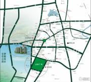 亿枫翠城交通图