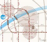 东方一号交通图