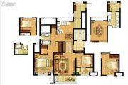招商雍景湾3室2厅2卫116平方米户型图