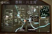 泰和兴龙湾交通图
