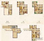 中恒倚山艺墅6室4厅6卫0平方米户型图