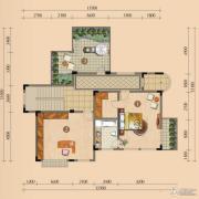 浪琴湾2室0厅1卫103平方米户型图