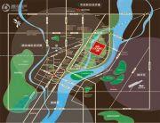蓝光COCO香江2期交通图