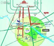 天圆养生苑交通图