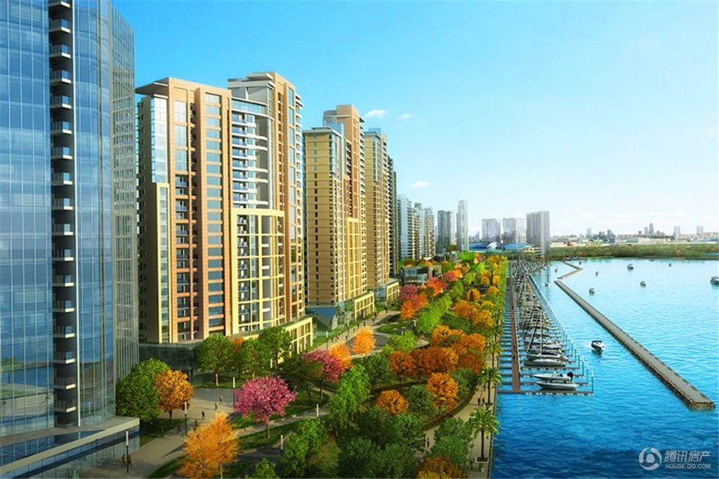 上海长滩 效果图