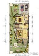 港中旅汤泉公馆0平方米户型图
