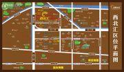 金麦加西北汇交通图