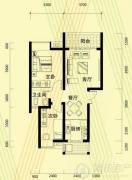 青果2室1厅0卫0平方米户型图