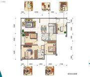 东岸阳光2室0厅0卫122平方米户型图
