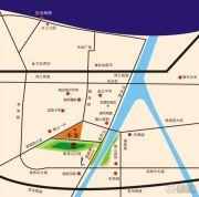 富丽阳光交通图