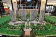 中国铁建国际花园沙盘图