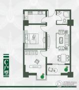 金屏苑1室1厅1卫40--70平方米户型图