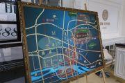 金地天河公馆规划图