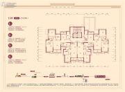 恒大�B庭0平方米户型图