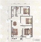 东苑小区3室2厅1卫103平方米户型图
