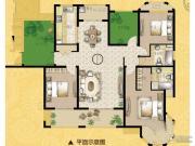 海门中南世纪锦城5室2厅2卫0平方米户型图