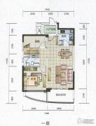 华融琴海湾3室2厅2卫161平方米户型图
