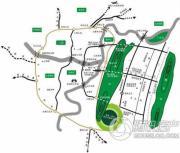 庆隆南山高尔夫交通图