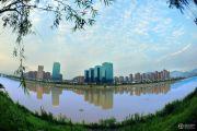 罗源湾滨海新城实景图