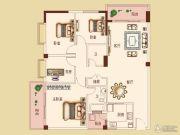锦绣清江4室2厅2卫0平方米户型图