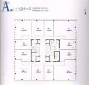 华城科技广场0平方米户型图