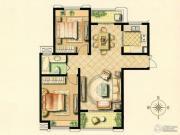 绿地璀璨天城0室0厅0卫0平方米户型图