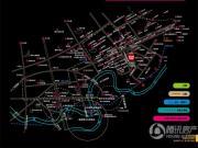 重庆国际家纺城交通图