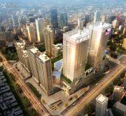 中铁立丰城市生活广场规划图