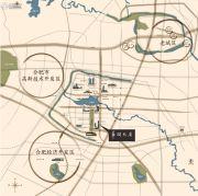 华润大厦交通图