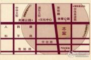 华信山水文苑交通图