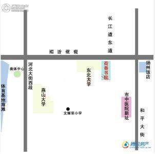 鹏远・荷香书苑