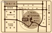 世茂东都・天城交通图