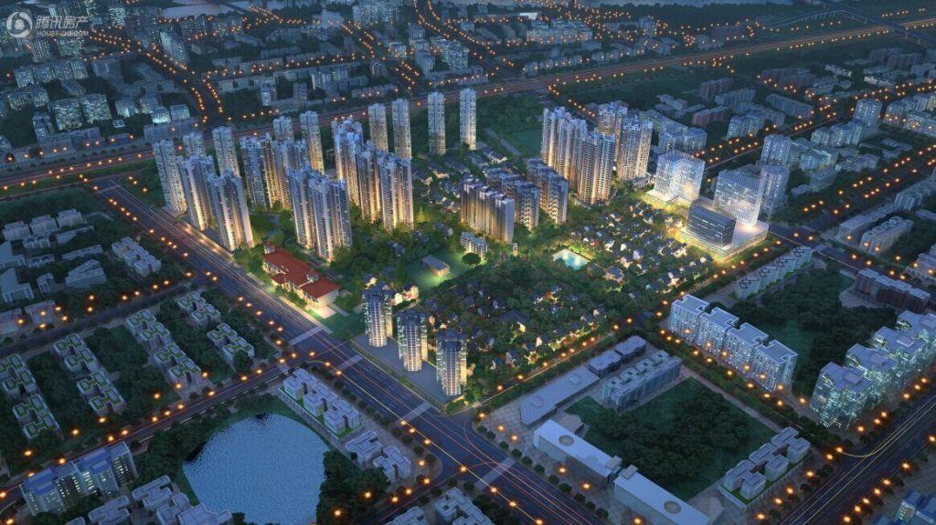 南华时代城效果图