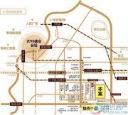 锦绣华都交通图