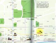 凯德锦绣・慈云壹号交通图